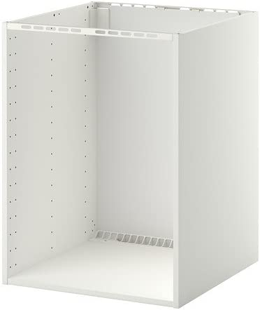 Ikea Metod Meuble Bas Pour Four Integre Lavabo Blanc Amazon Fr