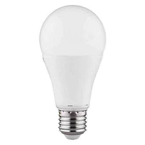 Nilox LED bombilla 4000 K Smart E27, 17 W, Color blanco ...