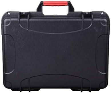 LHT 空のボックスプラスチック製セーフティボックスセーフティボックス音源機器ボックスプラスチック製密封された箱セーフティボックス防水 ツールボックス