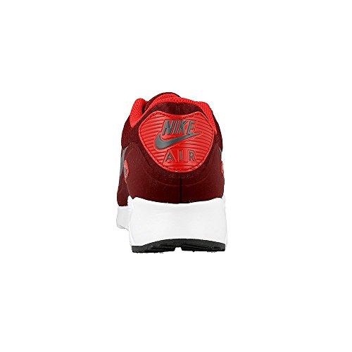 Nike RED 15 US Air DARK GREY Ultra UNIVERSITY 90 TEAM Mens Max M RED Essential WHITE rHfqrw0n