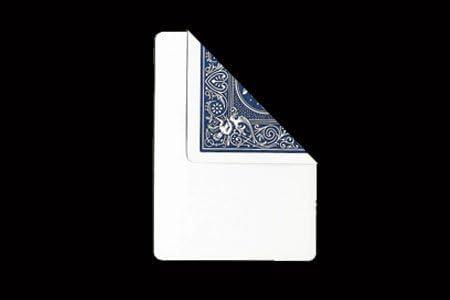 Caja de barajas BICYCLE Dorso Azul / Cara blanca: Amazon.es ...