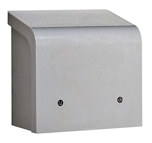 - Reliance Power Inlet Box, Wall, UV Stabilized ABS, CS6375, Use with Transfer Switch All PBN50-1 Each