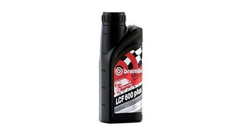 600 Brake Fluid (Brembo LCF 600 Plus Brake Fluid - 500ml Bottle)