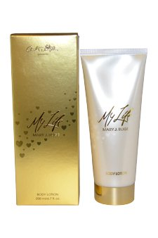 Mary J. Blige My Life Body Lotion for Women, 6.7 Ounce