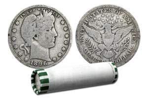 Silver Barber Quarter Quarter Very Good