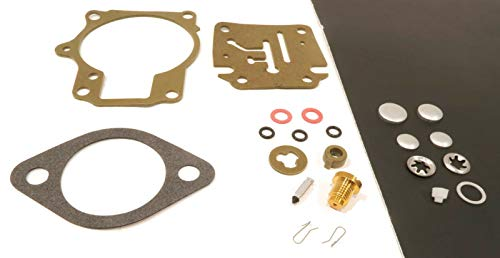 Evinrude Retainer - The ROP Shop | Carburetor Repair Kit for 1988 OMC, Johnson, Evinrude E40ELCCS, E40ECCS, J60ELCCR