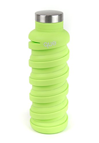 Que Bottle Designed For Travel And Outdoor Collapsible