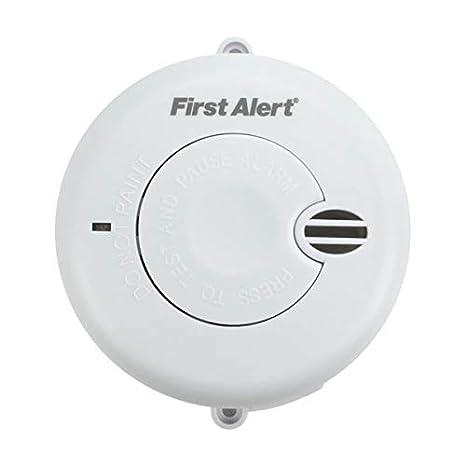 First Alert SA700LUK - Detector de humo (funciona a pilas) [Importado de Reino Unido]: Amazon.es: Bricolaje y herramientas