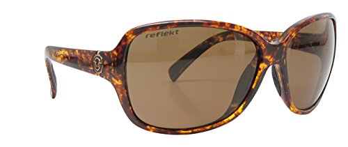 Reflekt Polarized Lotus Sunglasses, Blonde - Polerized Sunglasses