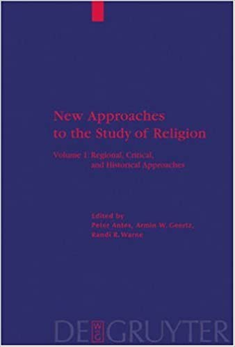 New Approaches to the Study of Religion: New Approaches to