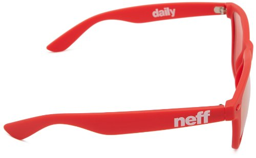 Daily de ciclismo Sun Multicolor Touch Neff Gafas Soft Sonnenbrille Red nIf5wOqF
