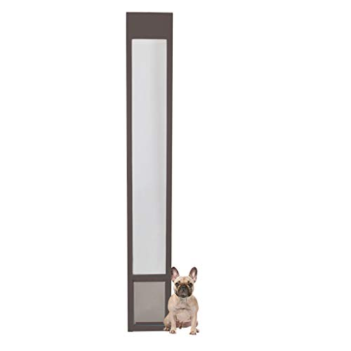 PetSafe Freedom Aluminum Patio Panel Sliding Glass