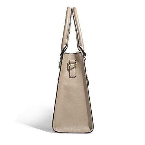 Faishon Handbag Donne Le Casual Borsa 2018 Chiaro Style Marrone Per Tracolla New Colori Ladies 3 A txOqYx1