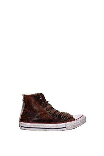 Sneakers Piel Marrón Converse Mujer Marrón 1C16FA02 5Tx0Sqw
