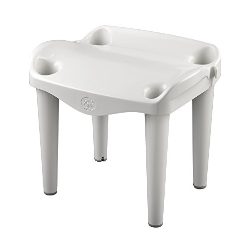 Moen DN7038 Home Care Shower Chair, Glacier (Care Chair)