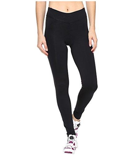 Pearl Izumi - Ride Women's Sugar Thermal Cycling Tight, Black/Screaming Yellow Stitch, - Thermal Women's Cycling Pants