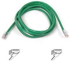 Cat 5e - 12 Ft - Green Rj-45 - Rj-45 m m Belkinponents Network Cable Utp -