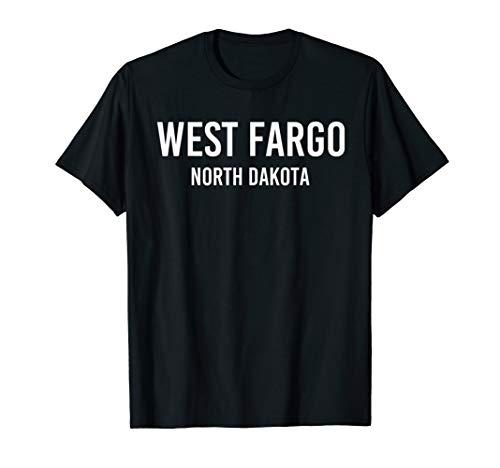 WEST FARGO NORTH DAKOTA ND USA Patriotic Vintage