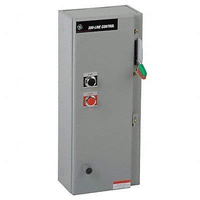 GE (General Electric - 387DT94MH1DALAA - 120VAC Selector Switch NEMA Circuit Breaker Combination Starter, Enclosure NEMA Rating 12, 45 Amps A