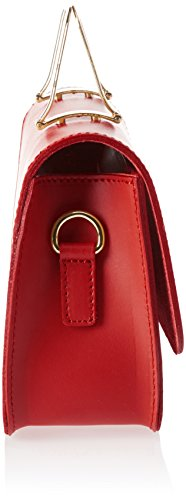 Rouge red Bandoulière 1535 Red Borse Sac Chicca 1OqIxnawX7