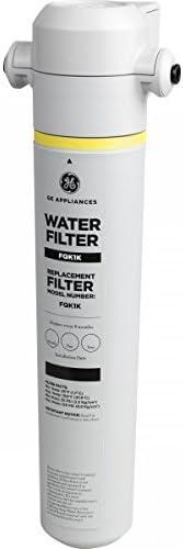 GE FQK1K Exterior Refrigerator/Icemaker Filtration System