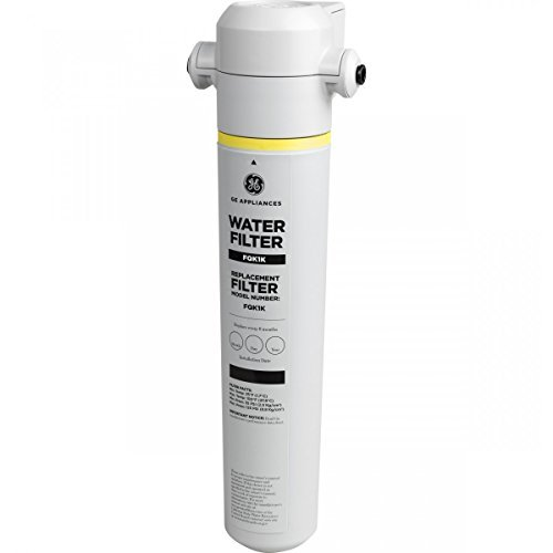 Line Water Filter Cartridge - GE SmartWater Inline Filter System (GXRLQ)