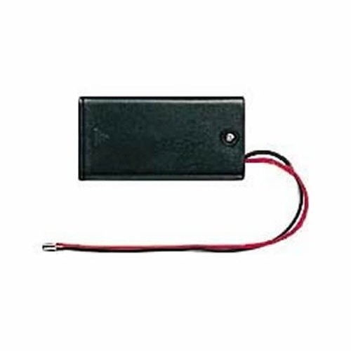 "RadioShack® Enclosed 2 ""AA"" Battery Holder"