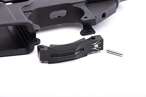 Spike's Billet Trigger Guard Gen II (Black)