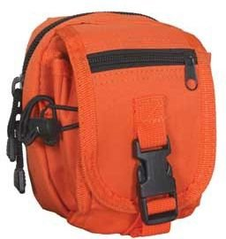 Fox Outdoor Multi-Purpose Accessory Pouch Orange ()