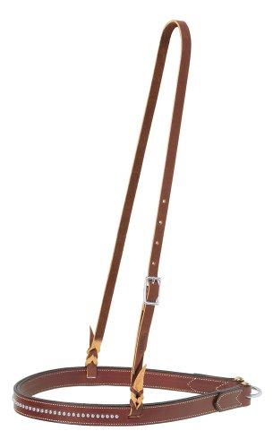 Weaver Leather Austin Noseband, Brown - Weaver Noseband Horse Shopping Results