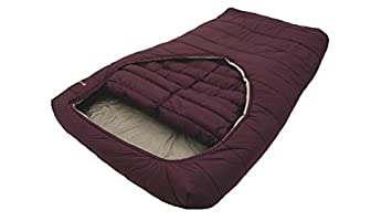 1fcf59b84f0 Outwell Conqueror Double Sleeping Bag red 2016 mummy sleeping bag by Outwell