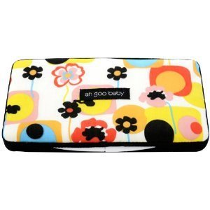 Baby / Child Refillable Matching PatternsAh Goo Baby The Wipes Case - Poppy Non-toxic 100% Cotton shell Infant