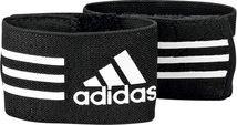adidas Knöchelband, Black/Wht, One Size, 620635
