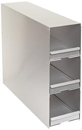 eppendorf new brunswick k06413002 aluminum freezer rack for models u360u535 - Upright Freezers