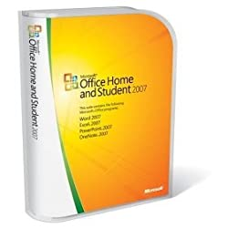 Microsoft Office Home & Student 2007- Service Desk Edition