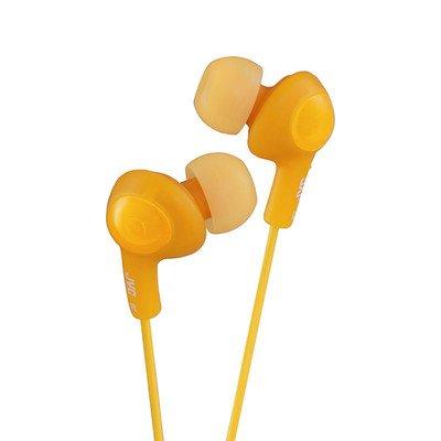 Orange JVC Gumy Plus Inner-Ear Earbuds ( 50 PACK ) BY NETCNA