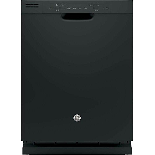 GE GDF510PGJBB 24″ Black Full Console Dishwasher – Energy Star