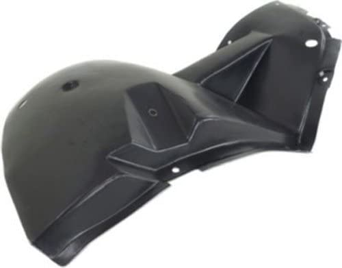 Crash Parts Plus CPP Front Passenger Side Right Splash Shield Fender Liner for 2005-2011 Cadillac STS