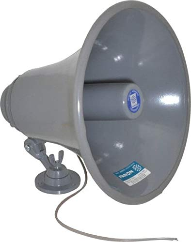 Fanon Courier -Round Aluminum Standard Horn and Speaker