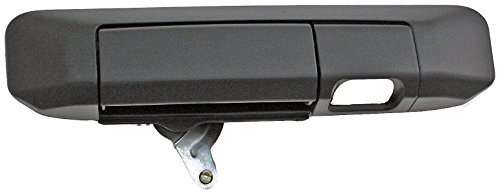 (DORMAN 88188 Toyota Tacoma Black Replacement Tailgate Handle)