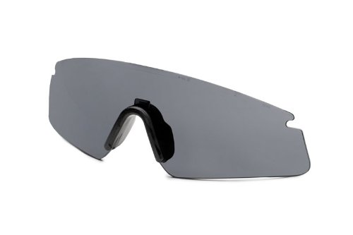 Revision Military 4-0384-0130 Replacement Lenses - Sawfly Eyewear with Black Nosepiece, High-Impact Polarized, Large