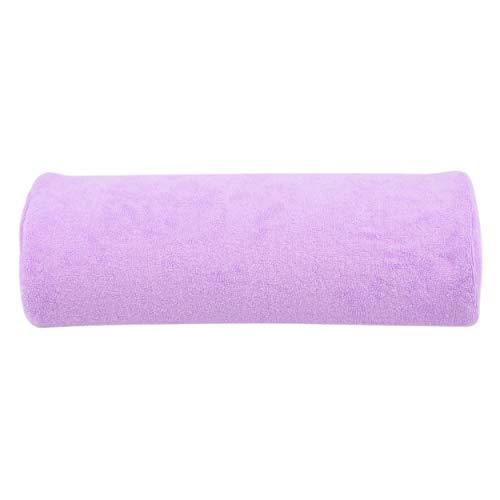 CNluca Suave Reposacabezas Almohada Cojín Nail Art Design Equipment Manicura Almohada de Mano para manicura, Equipo para...