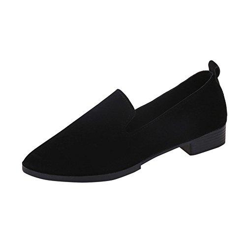 Showsing Donna shoes Nero Mocassini 35 AARq6