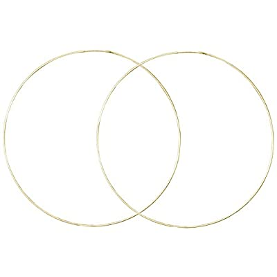 Cheap Very Thin Endless Hoops for sale
