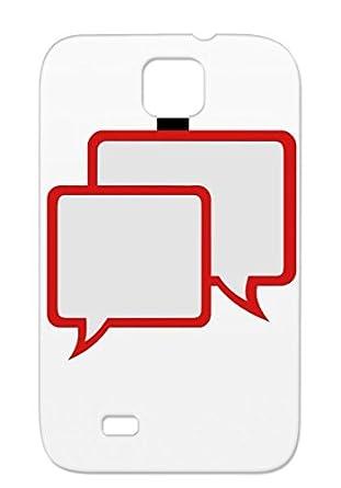 Amazon.com: Talk Cloud Symbols Bubble Shapes Chat Bubble ...