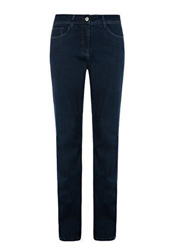 Profond Million Rita Femme Bleu Jeans Super X Droite xq10tq