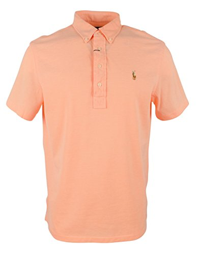 Chaps By Ralph Lauren (Polo Ralph Lauren Men's Big  Tall Hampton Knit Oxford Polo Shirt)
