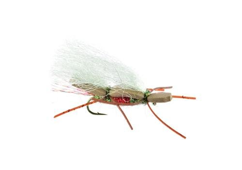 UMPQUA CHUBBY CHERNOBYL ROYAL 16 - 6 PK (Feather Umpqua)