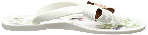 Flops Baker White Suszie Flip Ted highgrove Women''s Hummingbird Pfwq81w6