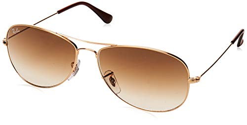 Ray Ban RB3025 001/51 62M Gold/ Brown Gradient Aviator (Ray-ban Sonnenbrille Aviators Sale)